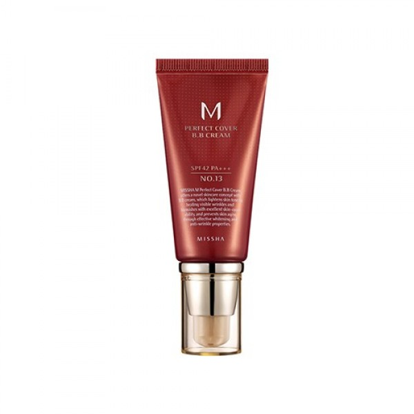 M Perfect Cover BB Cream (SPF42 PA++) 50ml [MISSHA]