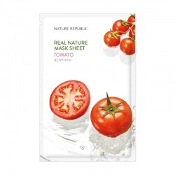 Real Nature Mask Sheet - TOMATO [NATURE REPUBLIC]