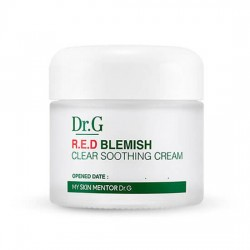 RED BLEMISH CLEAR SOOTHING CREAM - 70ml [Dr.G]