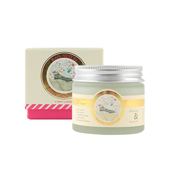 Bird's Nest 62 Skin Revival Cream - 70ml [GLAMFOX]