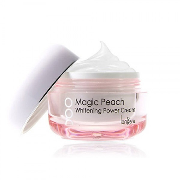 Magic Peach Whitening Power Cream [LANGSRE]