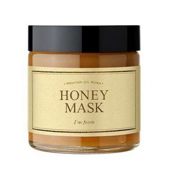 Honey Mask Real Honey 38.7% [I'm from]