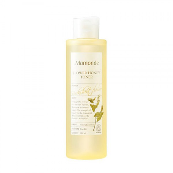 Flower Honey Toner [Mamonde]