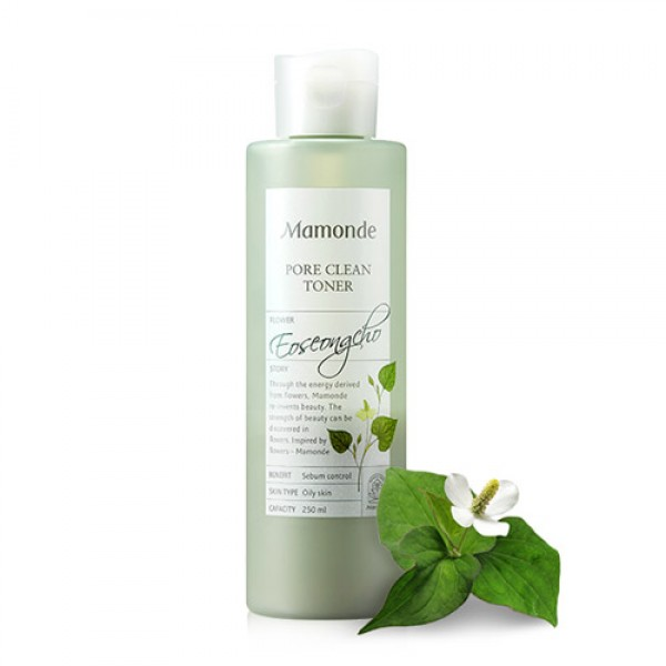 Pore Clean Toner [Mamonde]