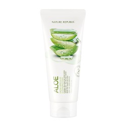 FRESH HERB ALOE CLEANSING FOAM [NATURE REPUBLIC]