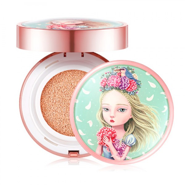 Absolute Radiant Girl Cushion Foundation - Season 4 [BEAUTY PEOPLE]