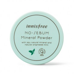 No Sebum Mineral Powder [innisfree]