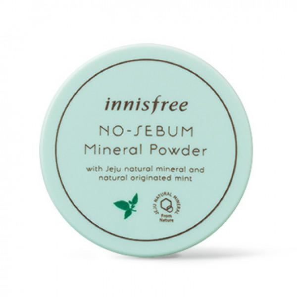 No Sebum Mineral Powder [innisfree]