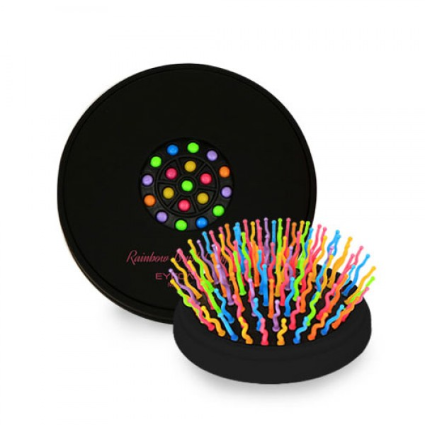 Rainbow Brush Compact [EYECANDY]