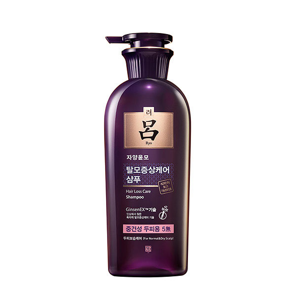 All New - Jayangyunmo Anti Hair Loss Shampoo - 400ml [RYO]